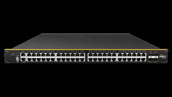 Peplink SD Switch 48-Port Enterprise (Vorderansicht)