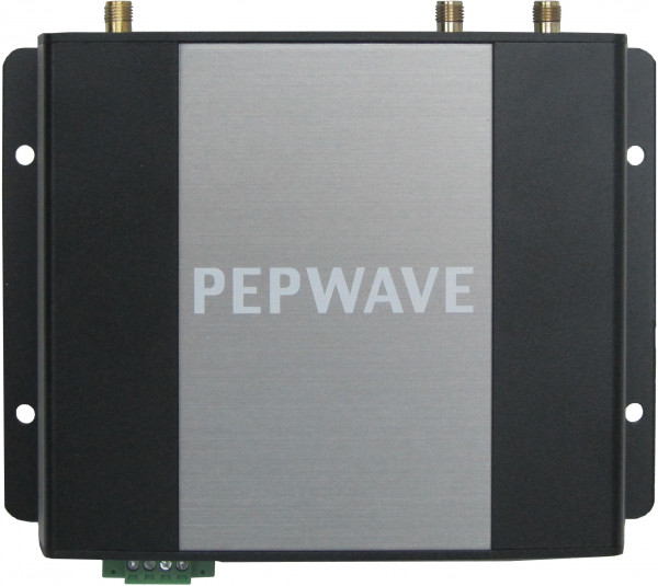 Peplink MAX BR1 Single-WAN Router (Vorderseite)