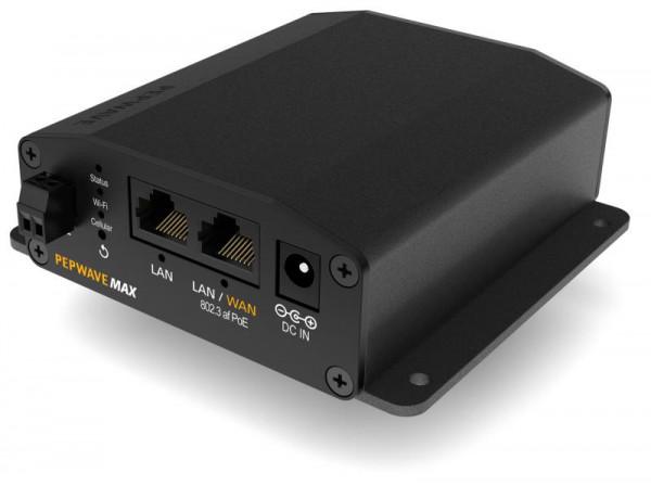 Peplink MAX BR1 Mini 4G LTE Single-WAN Router (Isometrisch)