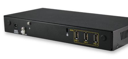 Peplink MAX 700 Quad USB Multi-WAN Router