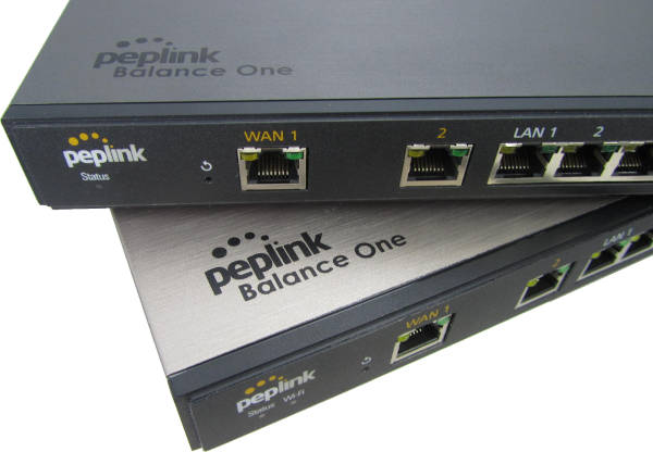 Peplink Balance One Multi-WAN Router