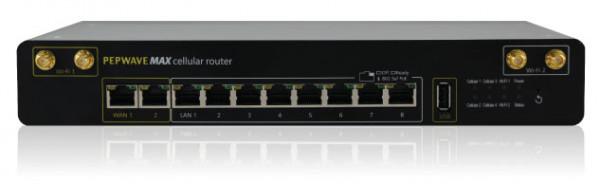 Peplink MAX HD4 Quad LTE Mobile Router (Vorderseite)