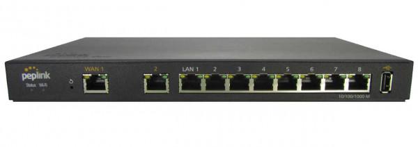 Peplink Balance One Multi-WAN Router (Vorderseite)